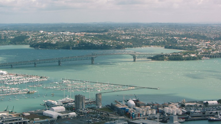 How Did Auckland, New Zealand Get Its Name?
