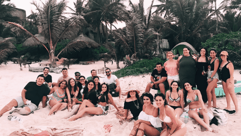 Plan your next friends-away vacation