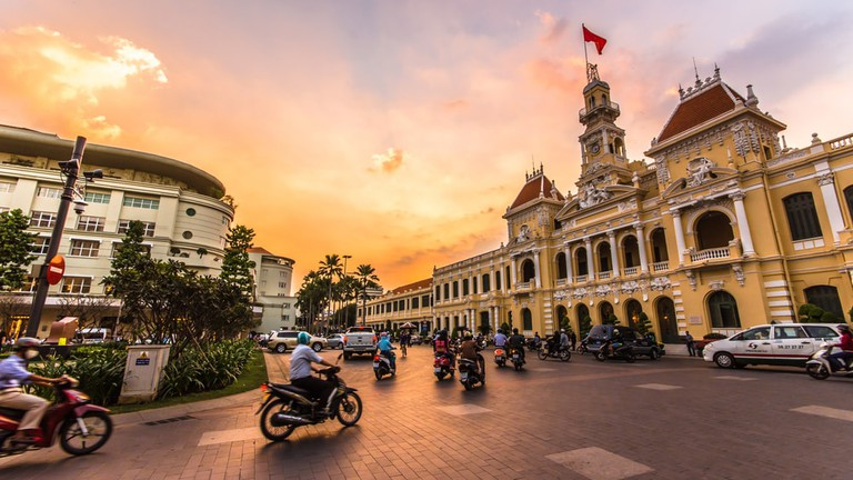 How To Navigate Transport in Ho Chi Minh City, Vietnam