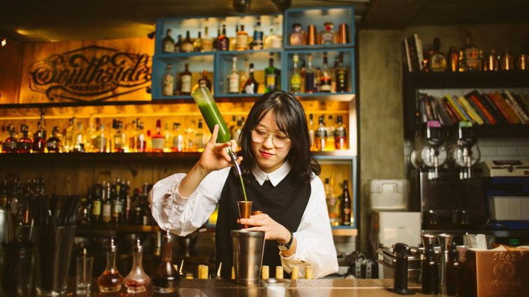 If a good cocktail is what you seek, Seoul has got a bar for you   © Southside Parlor