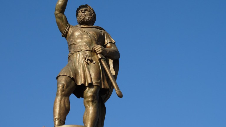 Was Alexander the Great Greek or Macedonian?