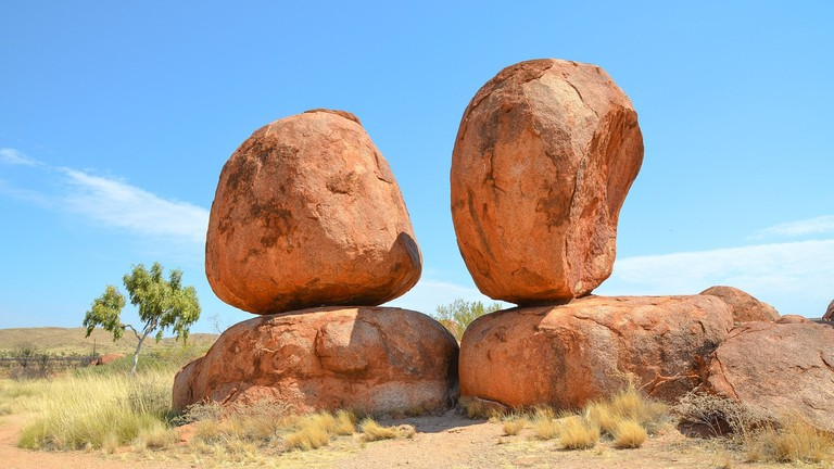 The Devils Marbles An Ancient Aboriginal Meeting Point