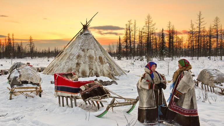 I Nenets - i nomadi siberiani nell'inferno energetico russo
