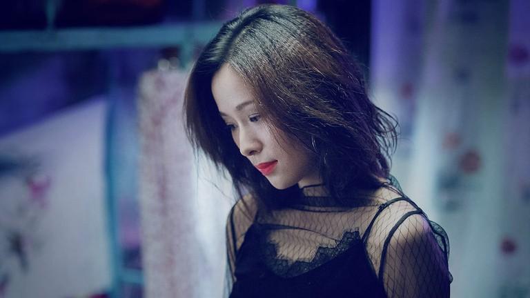 Jiang Yiyan in 'The Looming Storm'