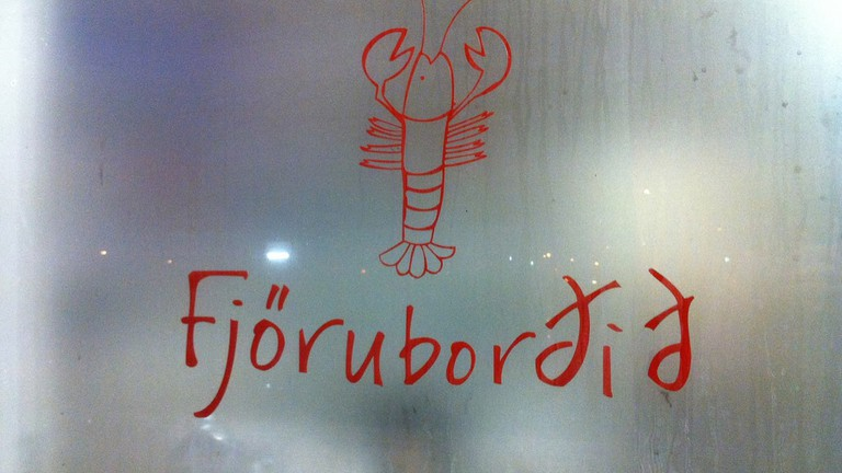 Home of wonderful lobster soup