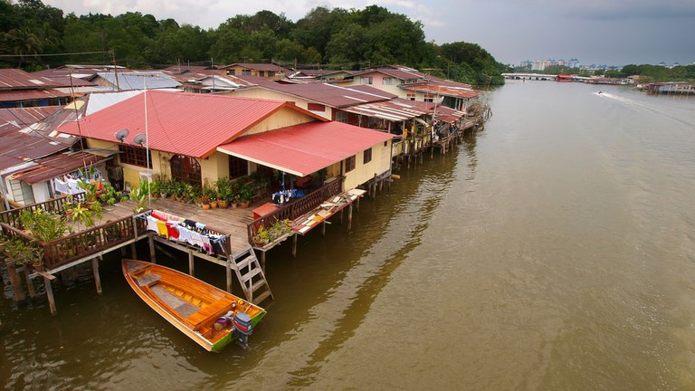 Welcome to Kampong Ayer: The World's Largest Floating Village