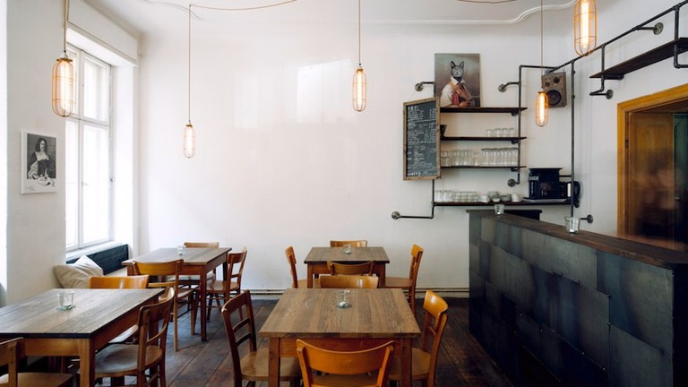 St Mauli in Berlin is stylish and cosy