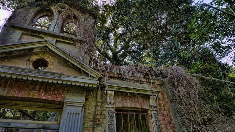 The 7 Most Haunted Places In Sydney