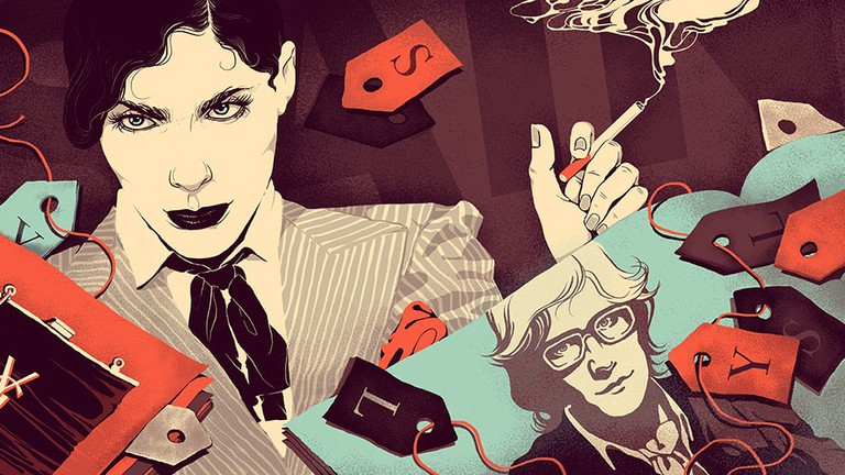 The History Of The House Of Yves Saint Laurent