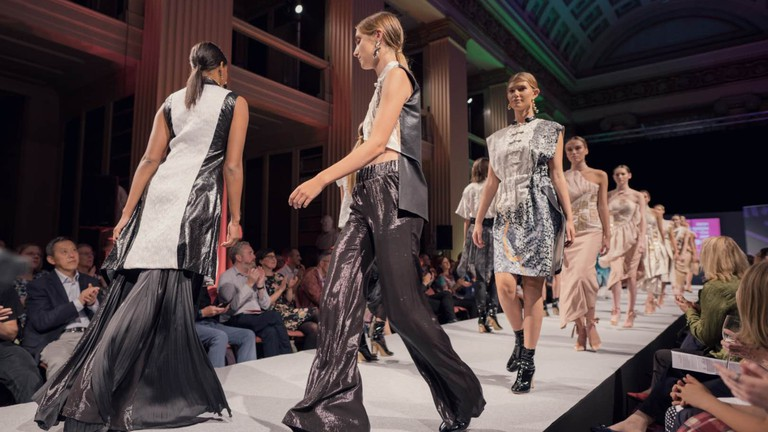 Young Chinese Fashion Designers Are Updating The Qipao