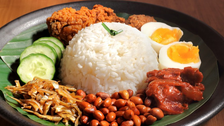 is malaysian food spicy