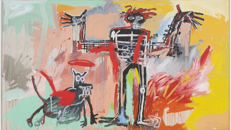 A Jean Michel Basquiat Retrospective Is Coming To A New