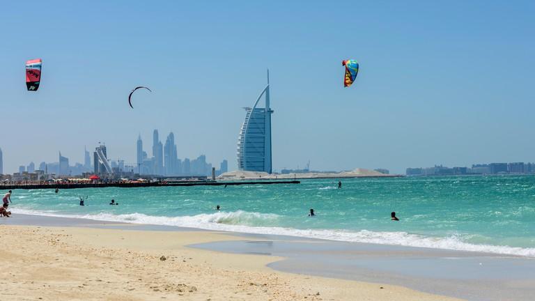 The Best Public Beaches In Dubai