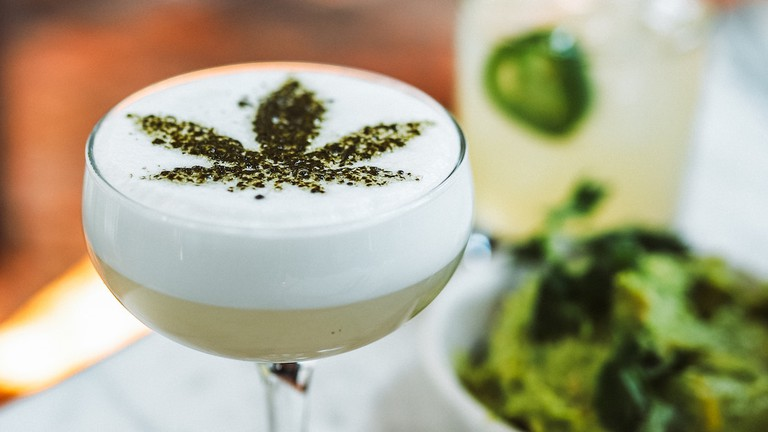 From CBD cocktails to CBD massages