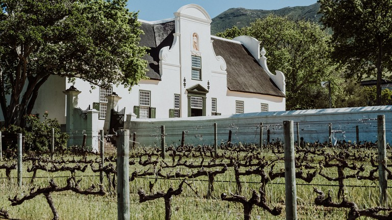 How Cape Dutch Architecture Is Central To Cape Town S Past