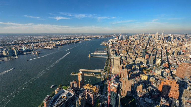 How To Travel From New Jersey to New York City