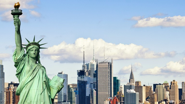A Brief History Of The Statue Of Liberty