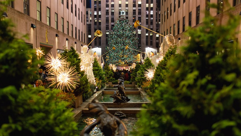 a brief history of the christmas tree in rockefeller center christmas tree in rockefeller center