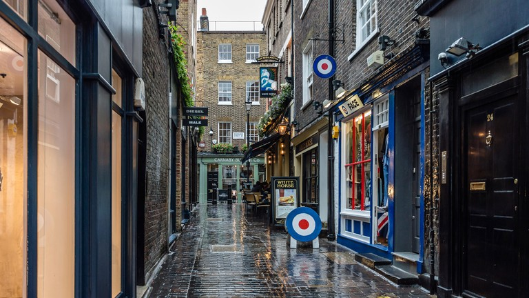 c0a819fc A Shopping Guide to London's Soho
