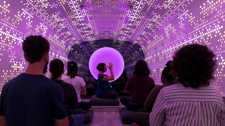 10 Weird and Wonderful Wellness Experiences To Try in NYC