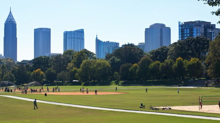 The Coolest Neighborhoods in Atlanta