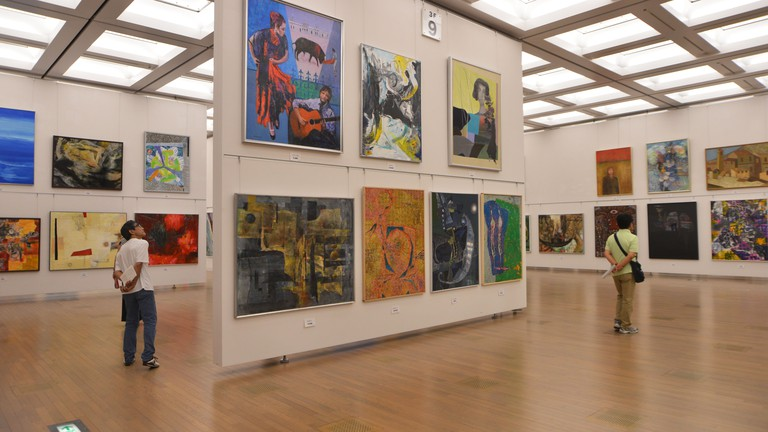 Discover some of Tokyo's best art galleries