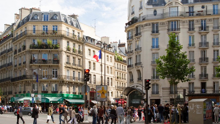 The Parisian neighbourhood St Germain has something for everyone