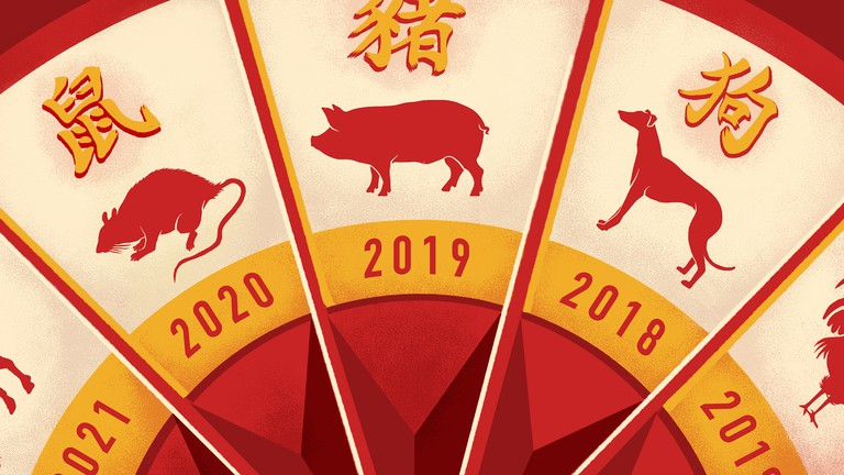 This Is the Story of How the Lunar Zodiac Got Its Animals