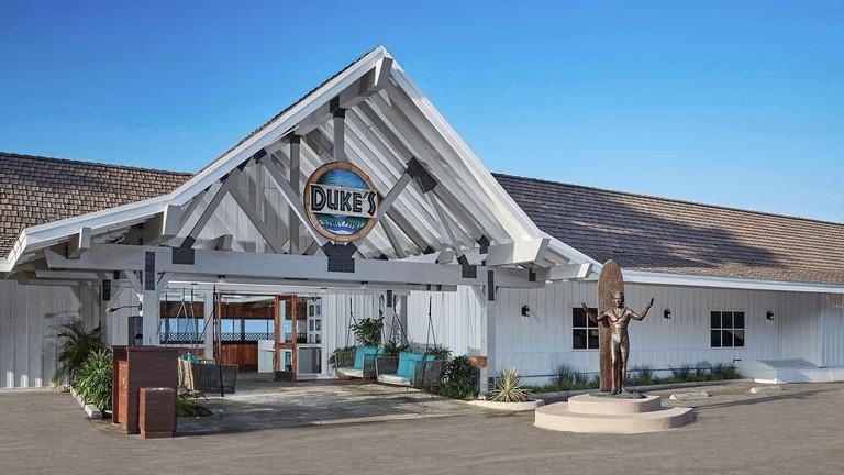Duke's Malibu, Los Angeles, California
