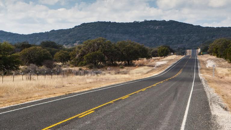 Take a road trip in Texas