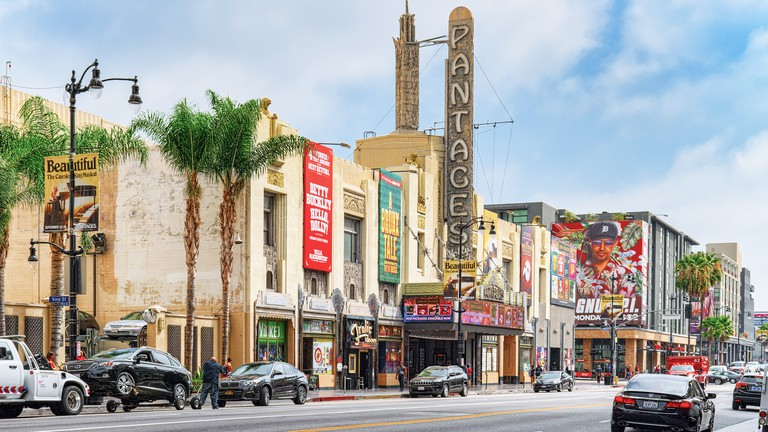 The 6 Best Restaurants On Hollywood Boulevard