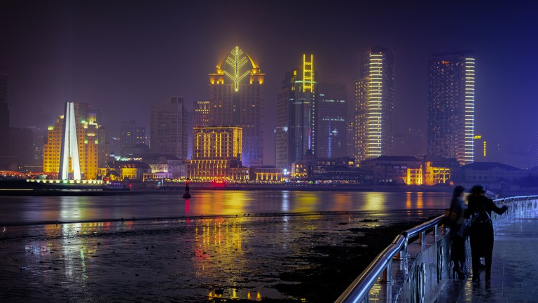 Find a great place to drink in Pudong