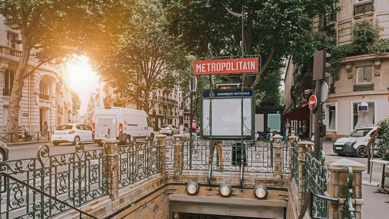 The Karl Lagerfeld boutique, and some of the designer's favourite hangouts, can be found in Saint-Germain