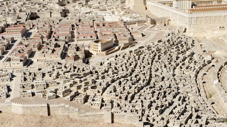 A model of Jerusalem