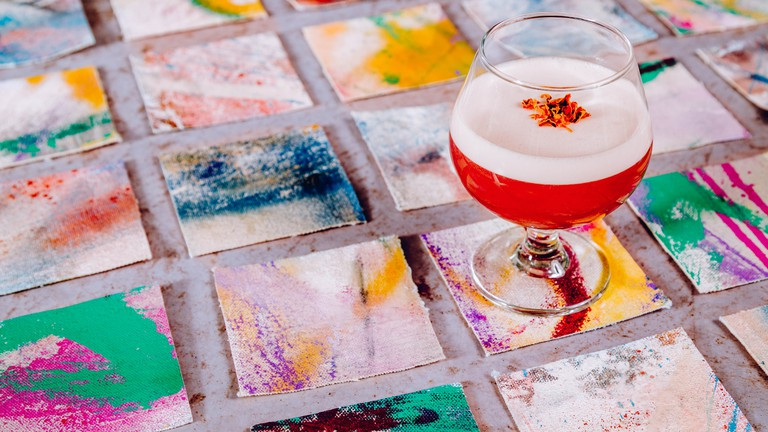 Young American Bar is just one spot serving up unique drinks in Chicago