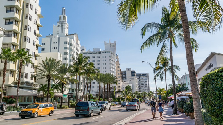 Miami is brimming with accommodation options, including boutique hotels