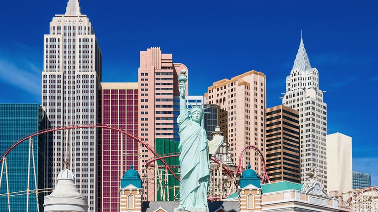 Las Vegas is brimming with budget-friendly accommodations