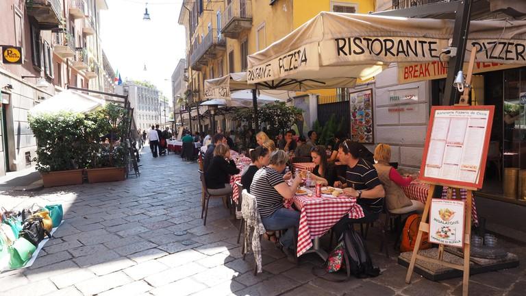 The Best Restaurants In Brera Milan