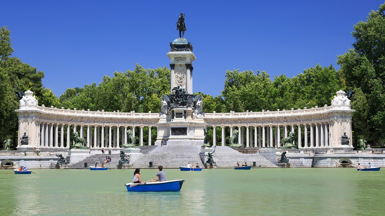 Cool Things To See in Madrid's Retiro Park