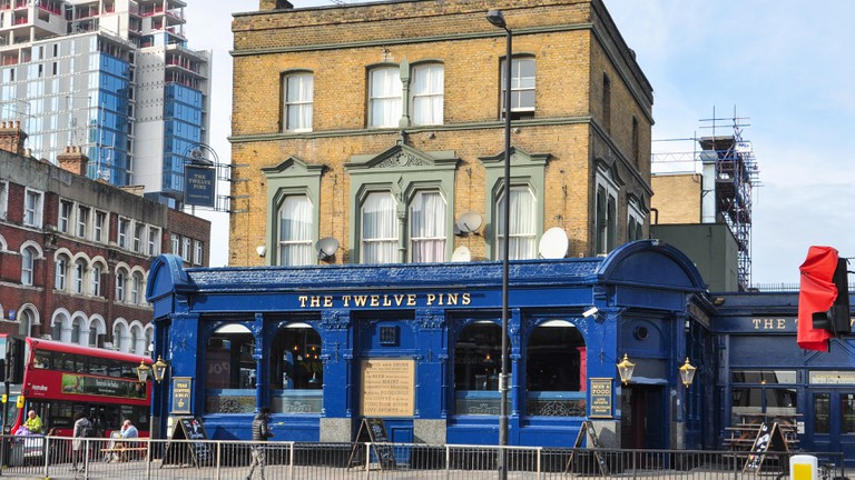Pubs full of Arsenal fans dominate the drinking scene in Finsbury Park, but there are also some hidden treasures