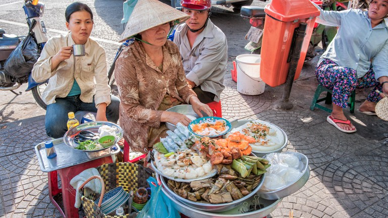 Discover the best street food in Ho Chi Minh City