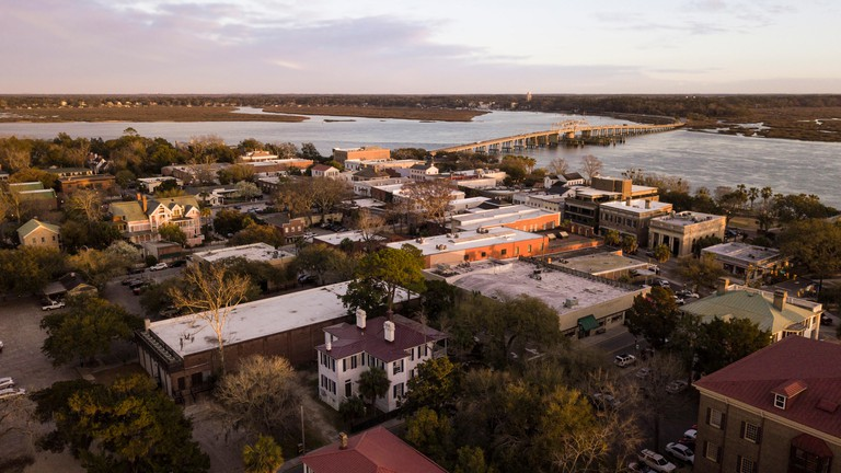 Beaufort, South Carolina, is known as 'Little Charleston'