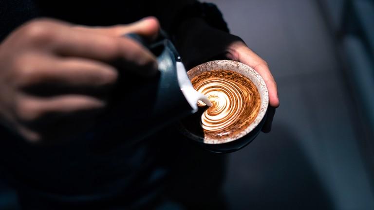 Coffee is rising in popularity in Karachi