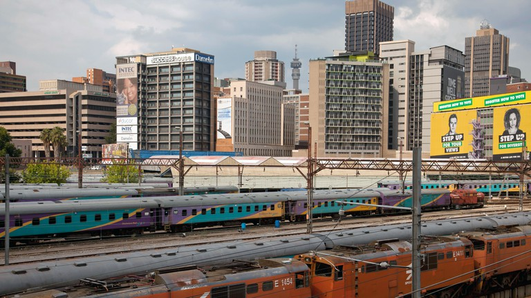 Johannesburg in South Africa is a vibrant city that is often overlooked by travellers