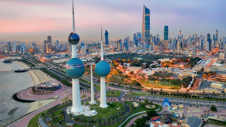 Kuwait is known for its modern architecture