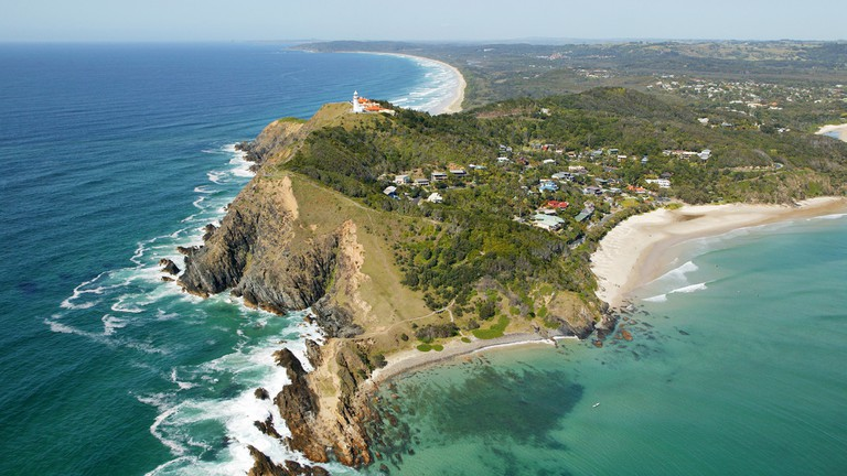 Byron Bay has had a long history that predates its current popularity