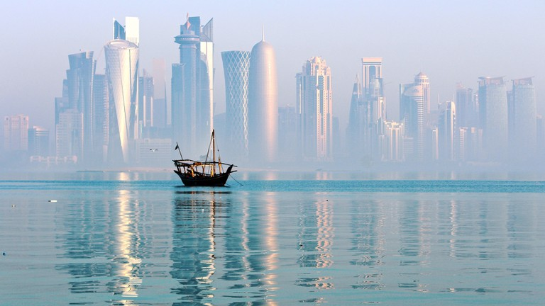 Doha, Qatar, is a multicultural city made up of unique and diverse neighbourhoods