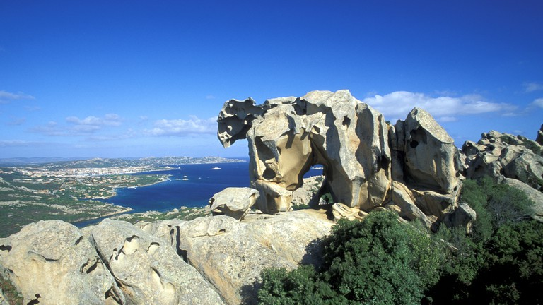 Capo d'Orso, in Sardinia, is just one of many natural wonders worth a visit on the island