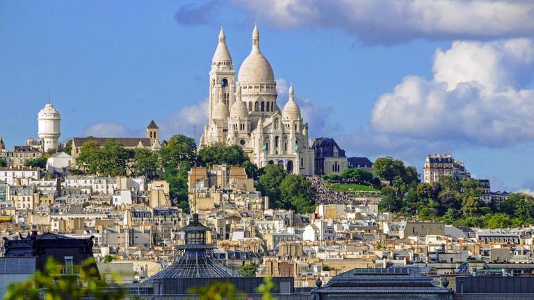 Paris's Sacré-Cœur Basilica is a sight to behold