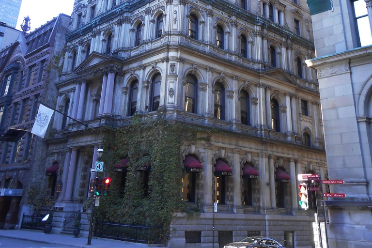 Hotel Le St-James  © Jeangagnon/WikiCommons